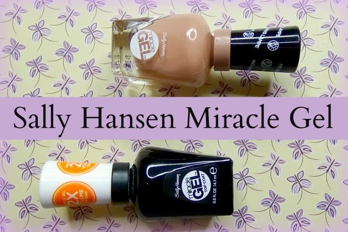 Sally Hansen Miracle Gel