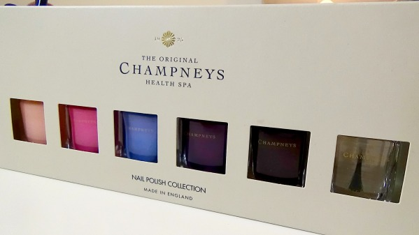 Champneys Nail Polish Collection