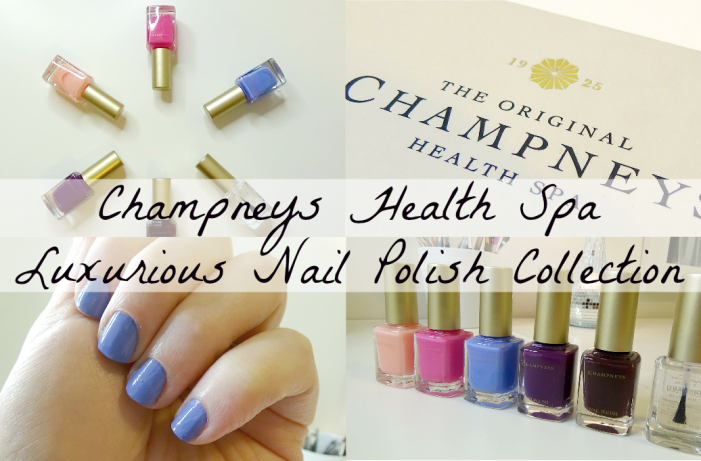 Champneys Nail Polish Main Blog Image 1