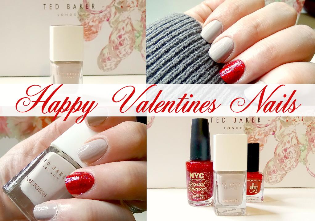 6bc2d03f10dd Happy Valentines Nails