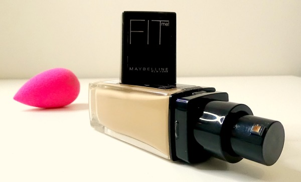 Maybelline Fit Me Foundation Classic Ivory