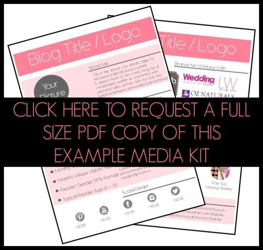 Media Kit Request