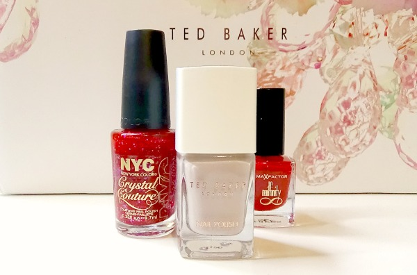 Valentines Nails Ted Baker