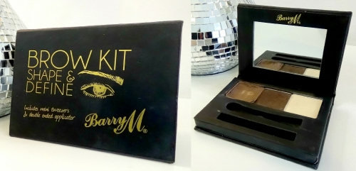 Barry M Brow Kit Shape & Define a