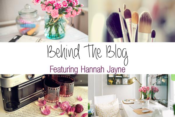 Hannah Jayne Blog