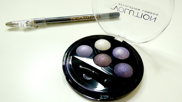 Makeup Revolution - eye makeup haul