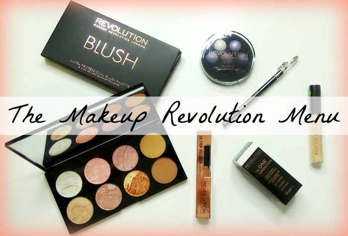 Makeup Revolution First Impressions Haul