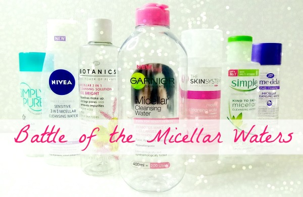 Micellar Water Review