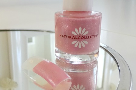 Natural Collection Shimmer Pink