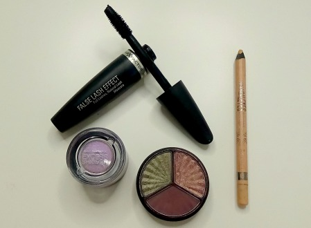 Spring Makeup Eye Products