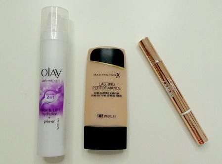 Spring Makeup Face Products