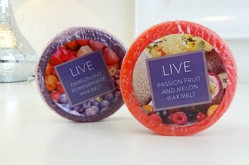 Tesco Live Wax Melts