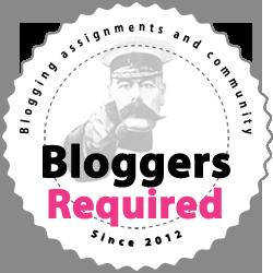 BloggersRequiredCommunity