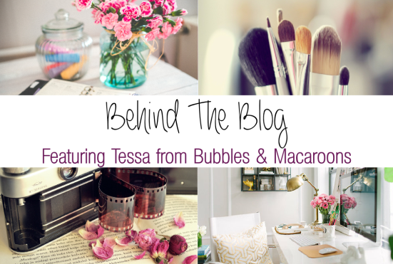 Bubbles and Macaroons