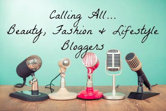 Calling All Bloggers