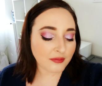 Makeup Revolution Mermaids Forever Eye Shadow Palette Look