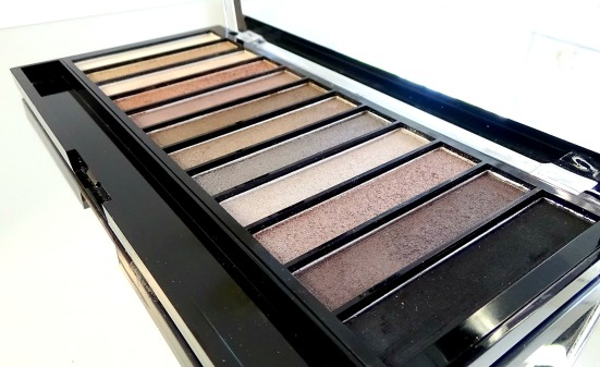 Makeup Revolution Redemption Iconic 2 Palette Review