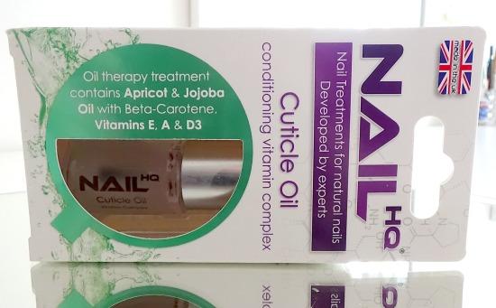 Nail HQ Cuticle Oil
