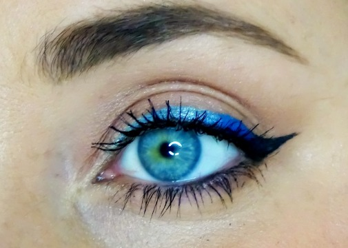 Ombre eye liner
