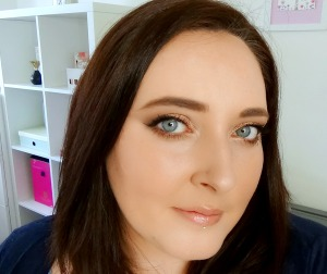 Smokey Copper Eye Look