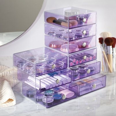 acrylic-makeup-drawers-purple