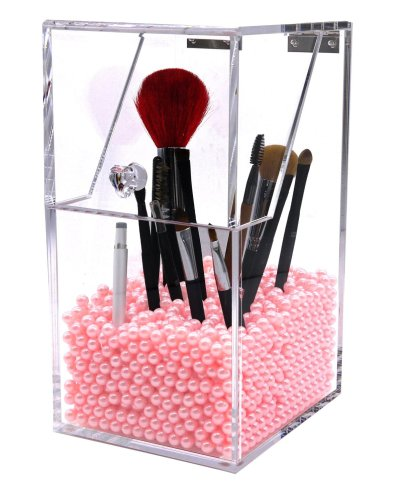 Dust Free Makeup Brush Holder
