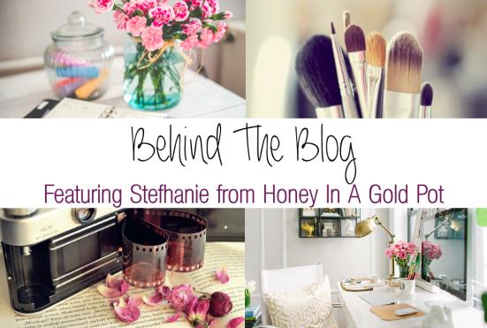 Honey In A Gold Pot