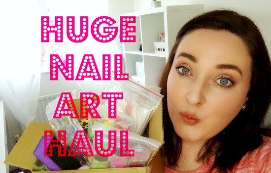 Huge Nail Art Haul