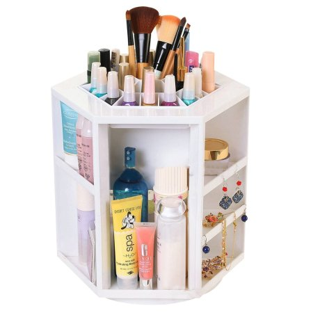 Rotating Makeup Storage Holder