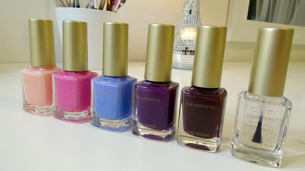 champneys-nail-polish-set