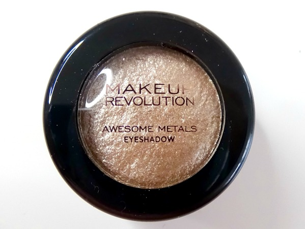 Makeup Revolution Awesome Metals Eyeshadow