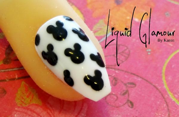 Disney Nail Art