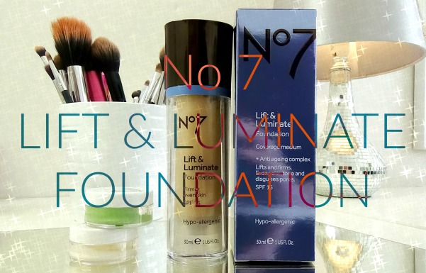 No 7 Lift And Luminate Foundation Review