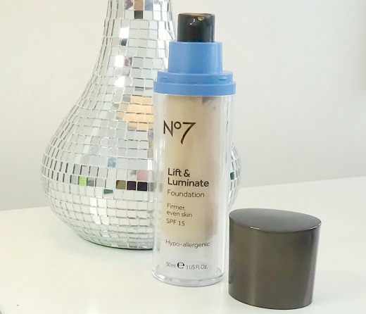 No 7 Lift & Luminate Review