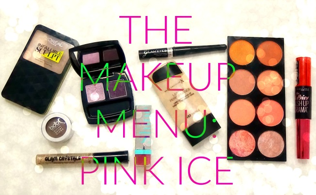 The Makeup Menu Pink Ice 2