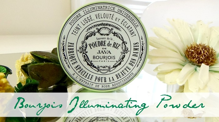 Bourjois Poudre De Riz De Java Illuminating Powder