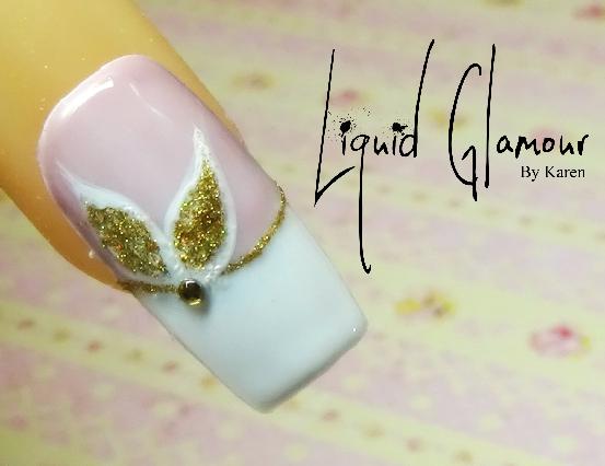 Bridal Nail 1