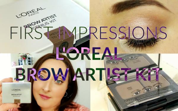 L'Oreal Brow Artist Genius Kit