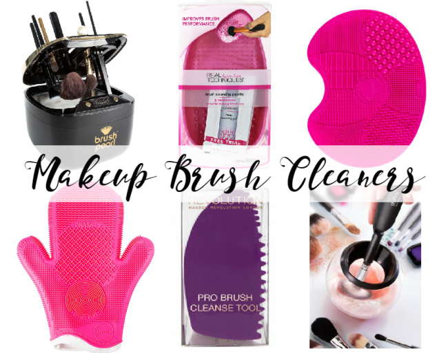 Makeup Brush Cleaners
