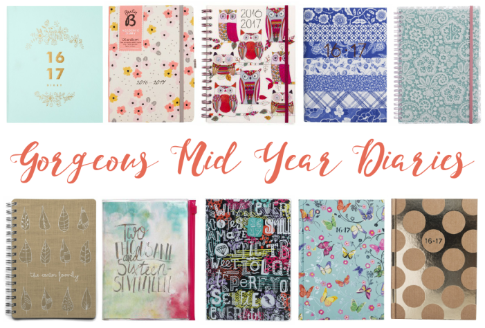 Mid Year Diaries 2016 2017