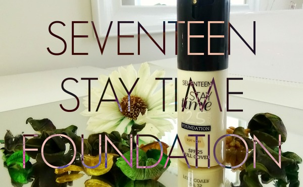 Seventeen Stay Time Foundation