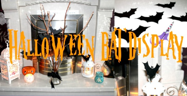 halloween-bat-display